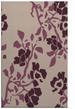 rug #741925 |  pink rug