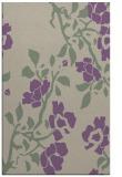 rug #741949 |  purple natural rug