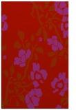 rug #742021 |  pink natural rug