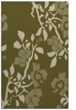 rug #742101    light-green natural rug