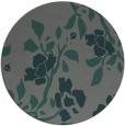 rug #742249 | round natural rug