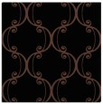 rug #742841 | square brown damask rug