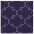 rug #742921 | square purple traditional rug