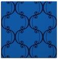 rug #742993 | square blue damask rug