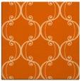 rug #743085 | square red-orange traditional rug