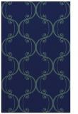 rug #743561 |  blue rug