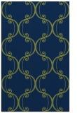 rug #743565 |  green damask rug