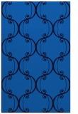 rug #743697 |  blue damask rug