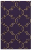 rug #743761 |  mid-brown damask rug