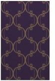 rug #743761 |  purple popular rug