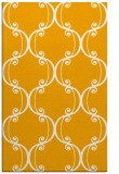 rug #743865 |  light-orange rug
