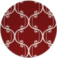 rug #744131 | round traditional rug