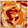 rug #746537 | square orange natural rug
