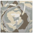 rug #746629 | square beige abstract rug