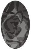 rug #746847 | oval abstract rug