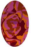 rug #746950   oval abstract rug