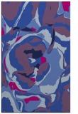 rug #747077    blue abstract rug