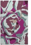 rug #747205 |  pink abstract rug