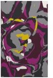 rug #747349 |  white abstract rug