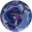 rug #747431 | round abstract rug