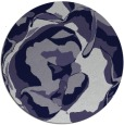 rug #747492 | round abstract rug