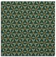 rug #751745   square brown rug