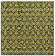 rug #751929 | square light-orange rug