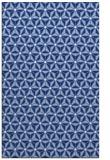 rug #752369 |  blue rug