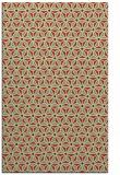 rug #752533 |  yellow geometry rug
