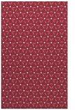 rug #752541 |  pink rug