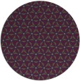 rug #752789 | round beige geometry rug