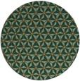 rug #752801   round brown rug
