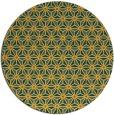 rug #752985   round light-orange rug