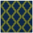 rug #755181 | square green traditional rug