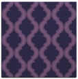 rug #755241 | square purple traditional rug