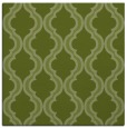 rug #755269 | square green traditional rug