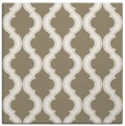 rug #755285   square white traditional rug