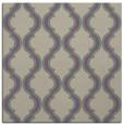 rug #755325 | square purple popular rug