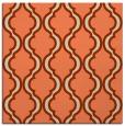 rug #755341   square orange rug