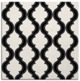 rug #755417   square black traditional rug