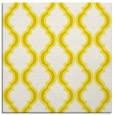 rug #755421 | square white traditional rug