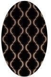 rug #755509   oval beige traditional rug