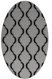 rug #755669 | oval traditional rug