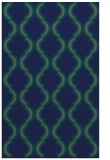 rug #755881 |  blue traditional rug