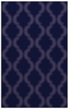 rug #755933 |  blue-violet traditional rug
