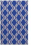 rug #755953    blue-violet traditional rug