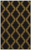 rug #755965    mid-brown traditional rug