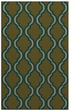 rug #755969 |  mid-brown traditional rug