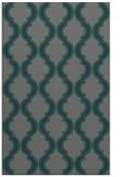 rug #755977 |  green traditional rug