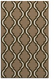 rug #756001 |  mid-brown traditional rug